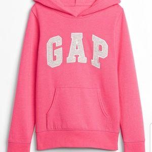 8 Pink Gap Sweatshirt